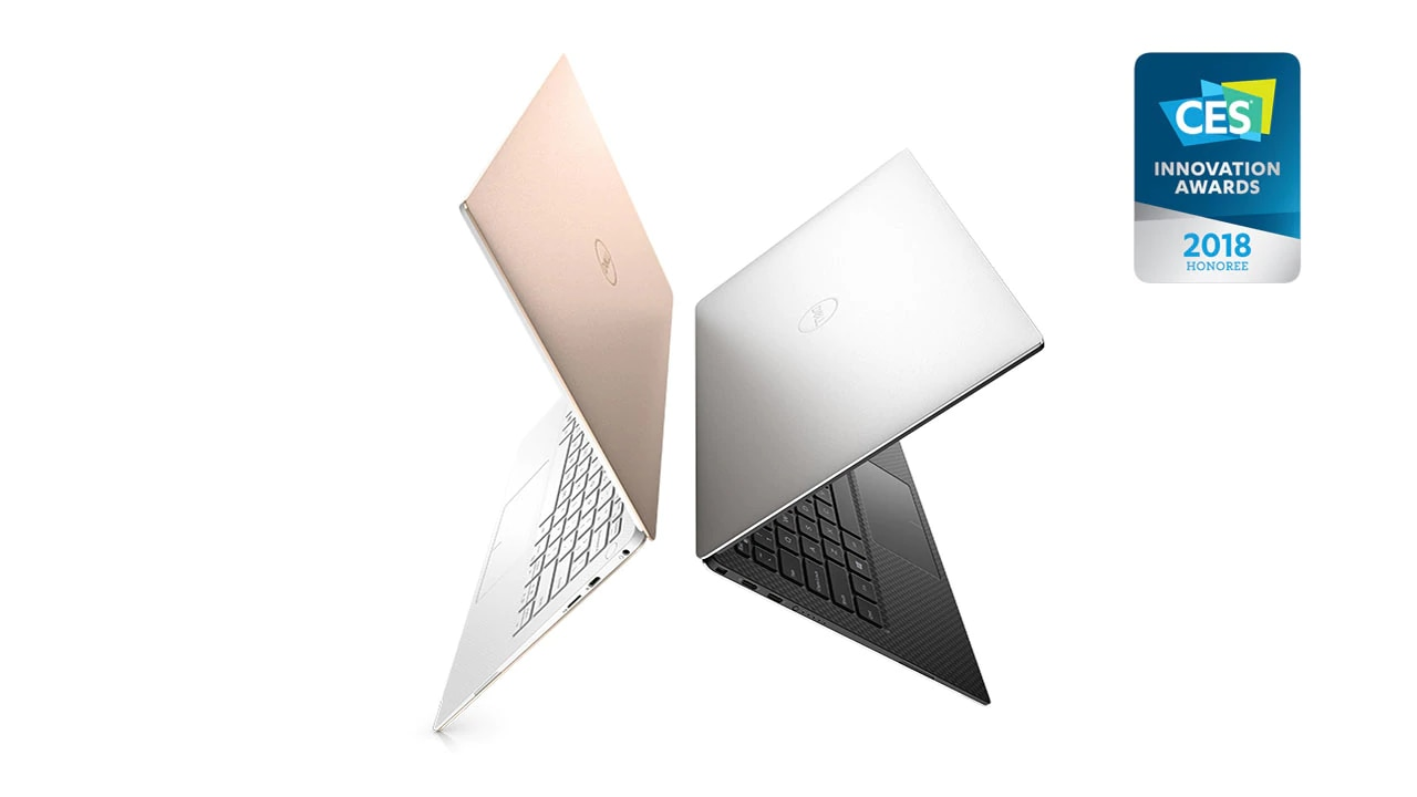 Dell XPS 13 Laptop (2018) Product Overview