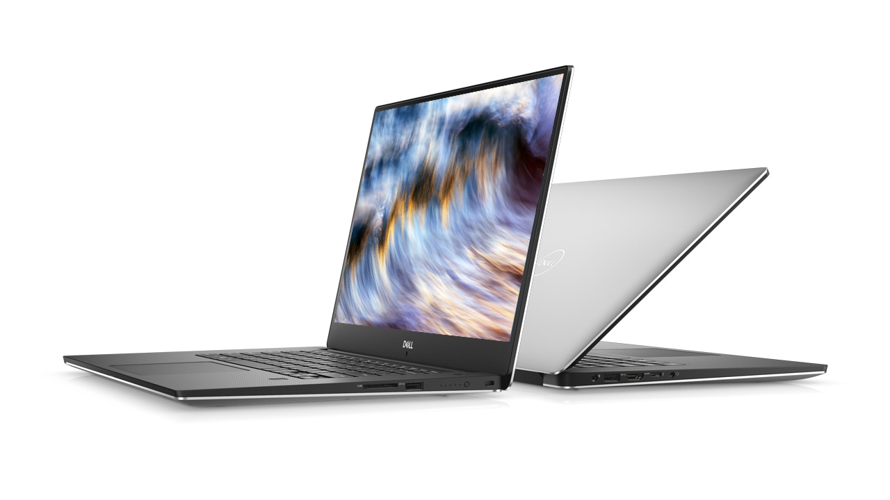 The Dell XPS 15. In our choice of the best business laptops of 2021 this cam out top for creatives.
