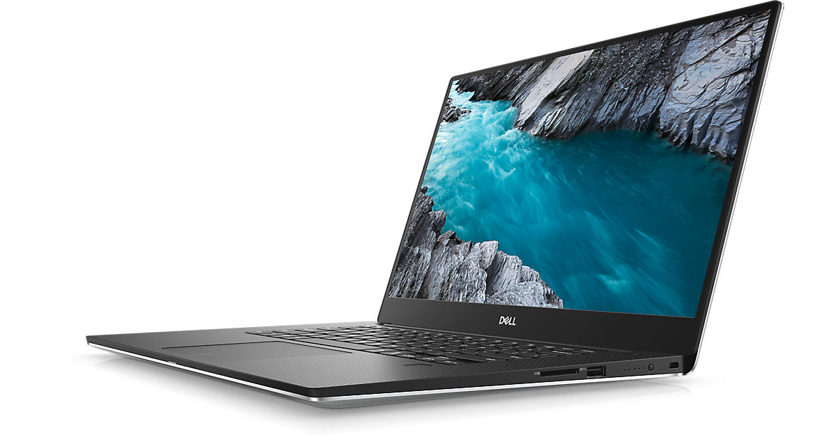 XPS 15 Laptop (2019) Product Walkthrough