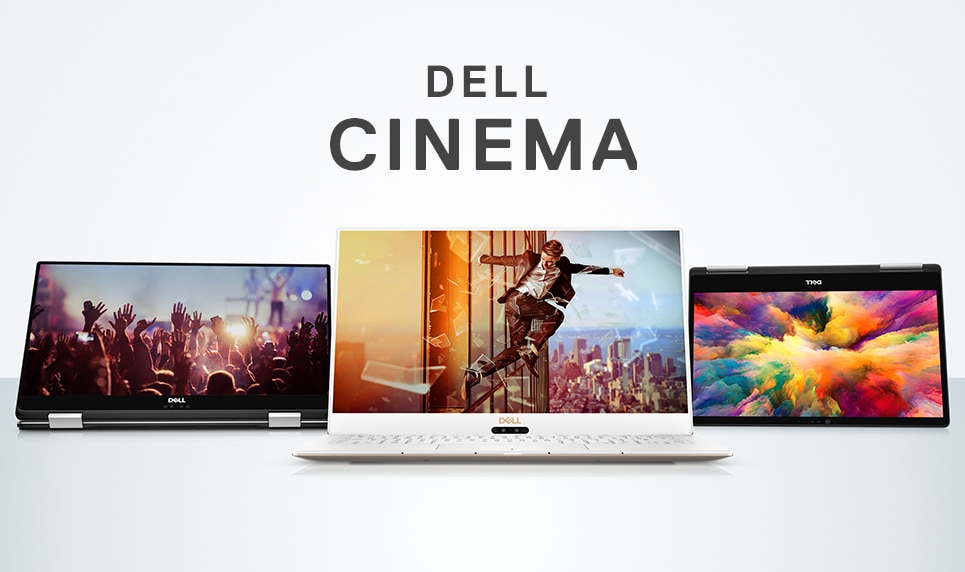 Nouvelle technologie Dell Cinema 121