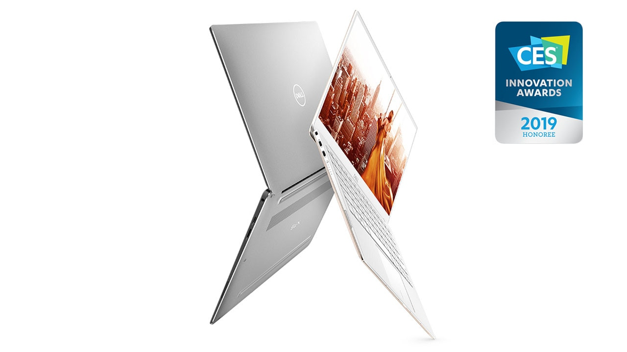 Dell XPS 13 (2019) Product Overview 75