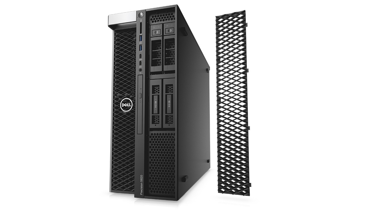 Precision 5820 High Performance Desktop Tower Workstation