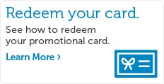 Redeem Your Card