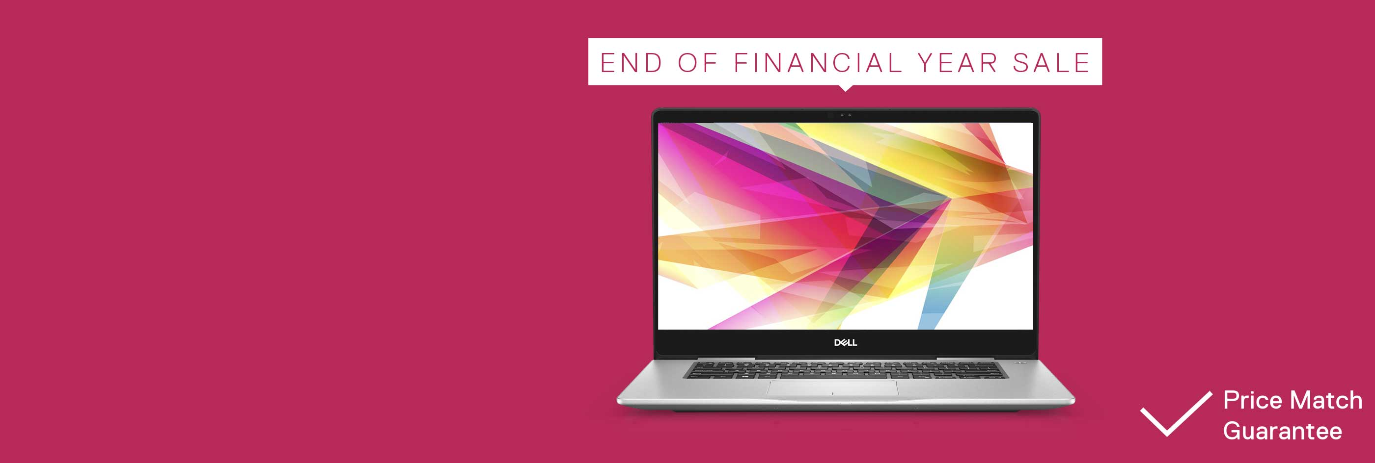 EOFY Sale for Home: Up to 50% off selected laptops.