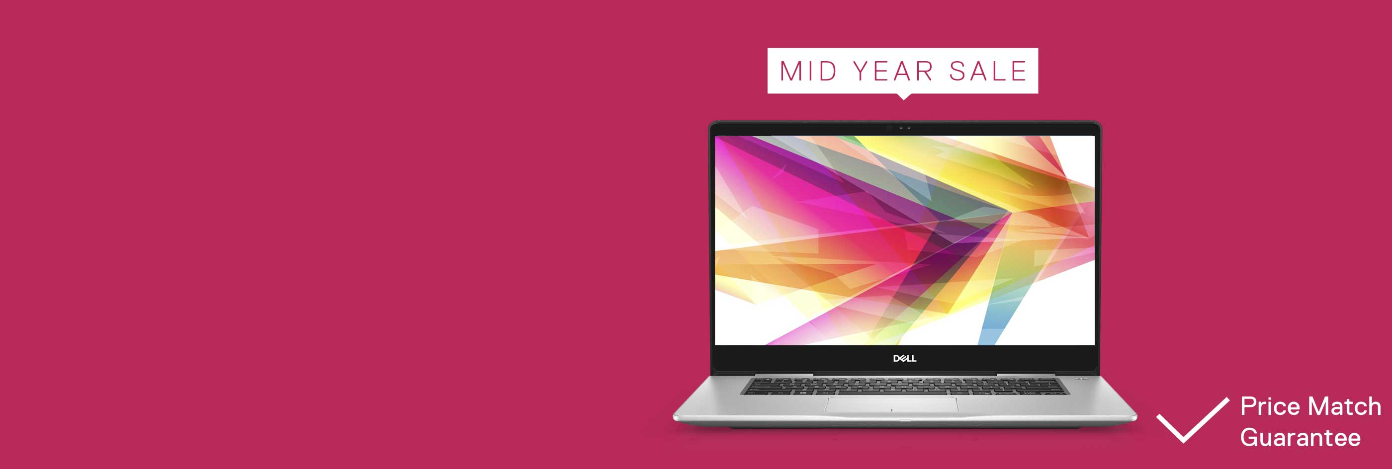 Mid Year Sale for Home: Up to 50% off selected laptops.