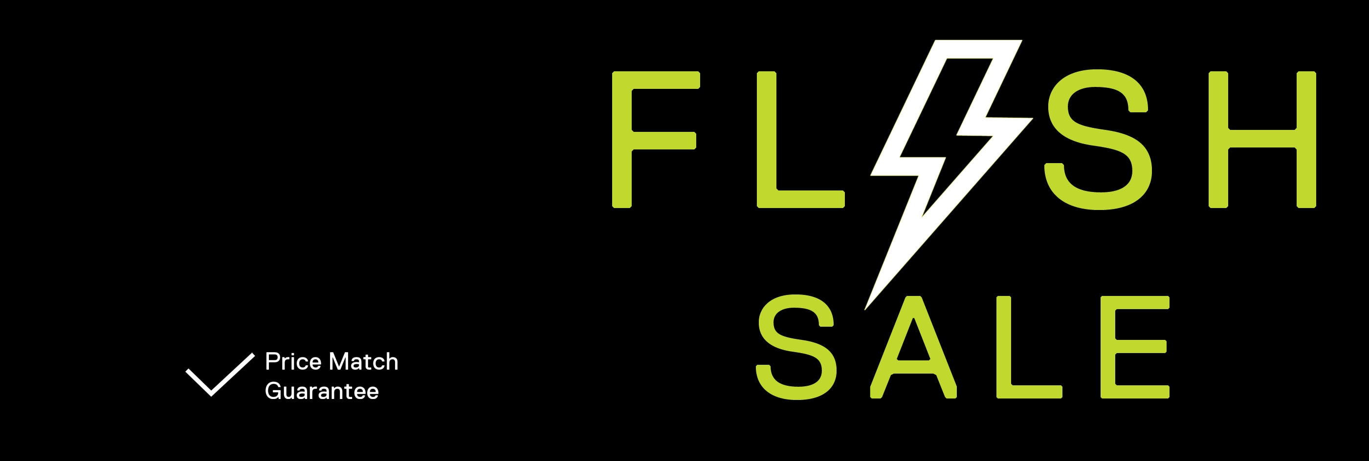 Flash Sale: Up to 40% off selected PCs.
