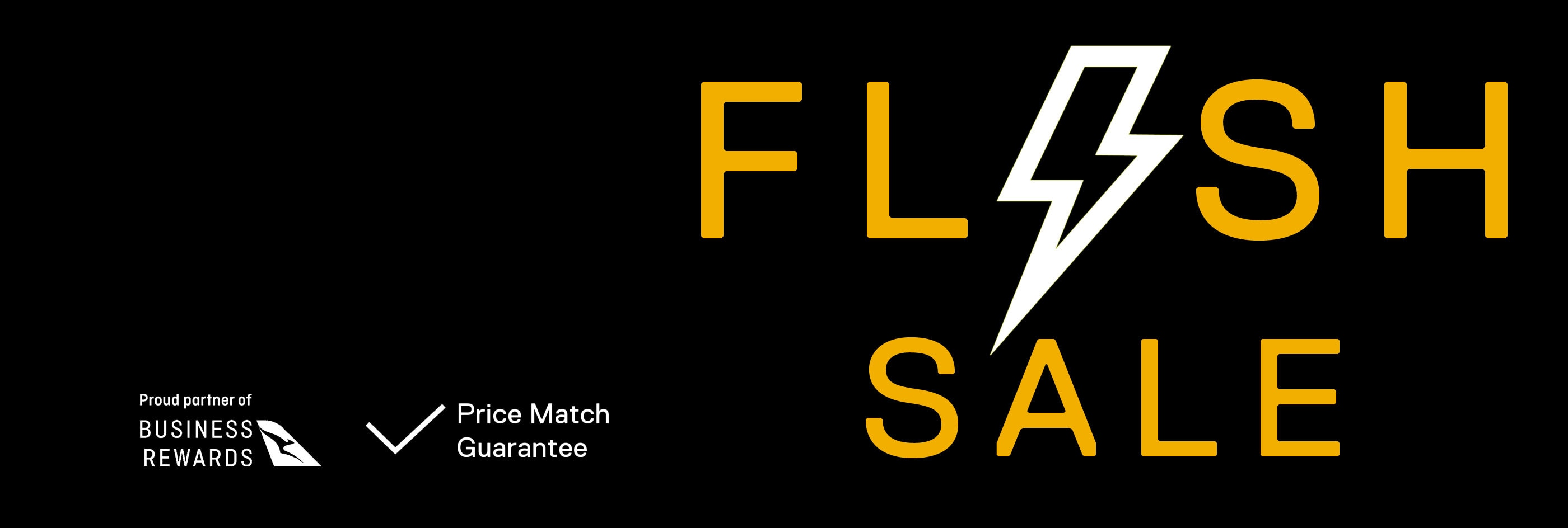 Flash Sale: Up to 40% off selected business PCs.