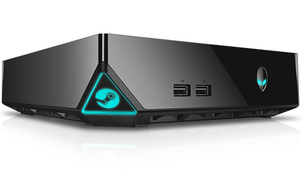 STEAM MACHINE D'ALPHA