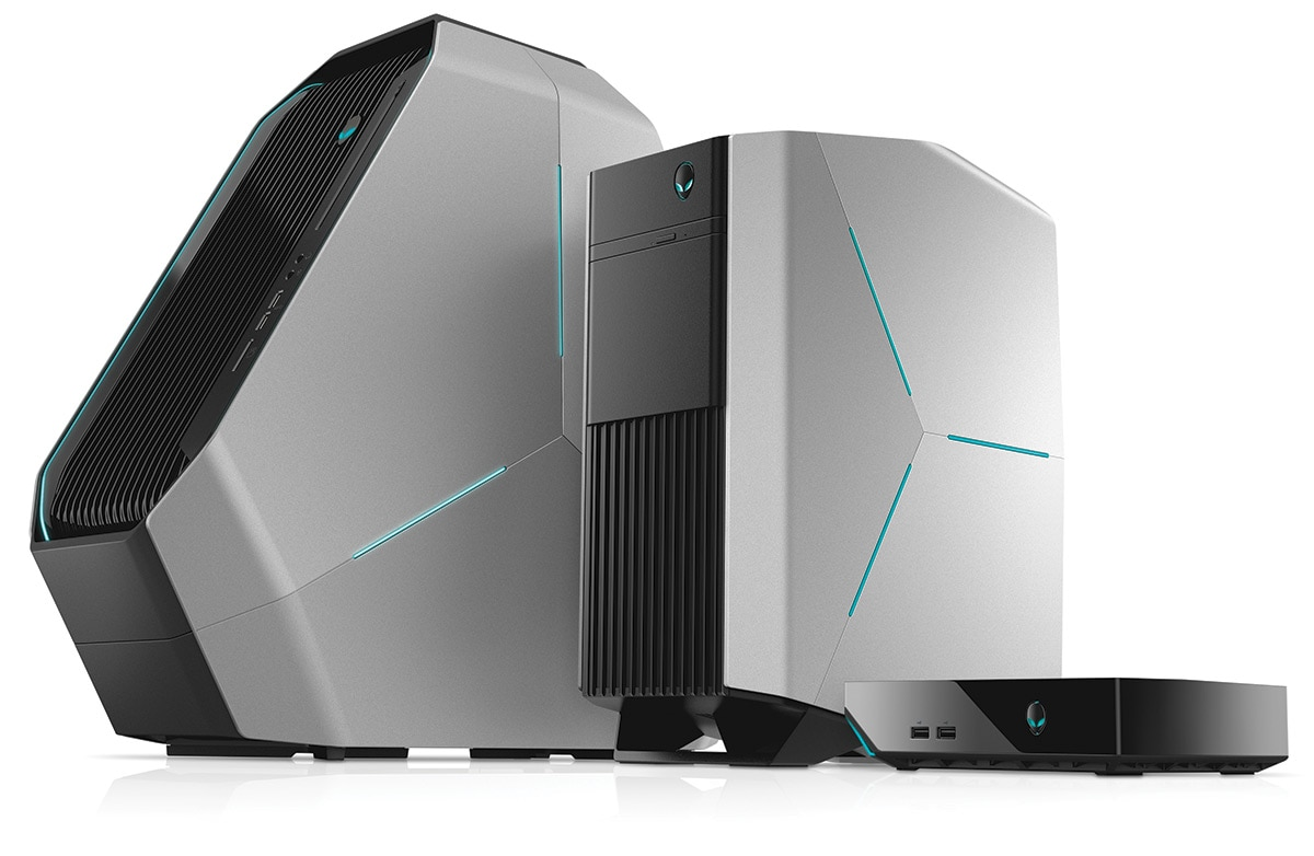 ALIENWARE GAMING DESKTOPS | Dell United States