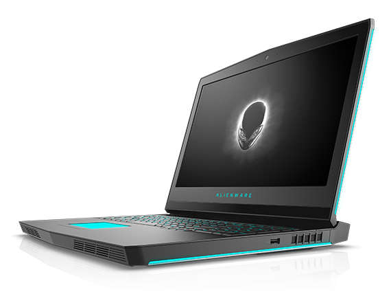 New Alienware 17
