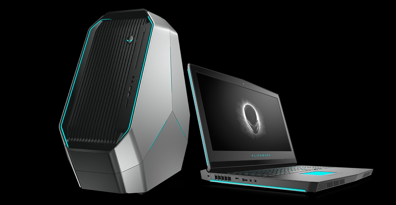 ALIENWARE | We're Game.