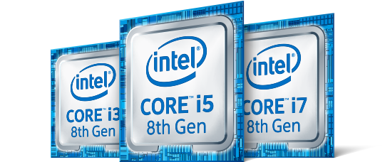 New 8th Generation Intel