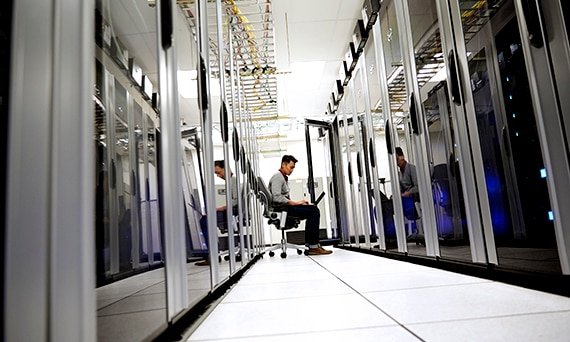Redefining data center agility with modular infrastructure