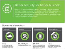 Dell security solutions – infographic