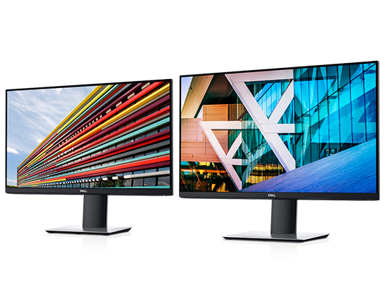 Monitors & Large Format Displays