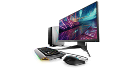 Alienware Gaming Monitors & Accessories
