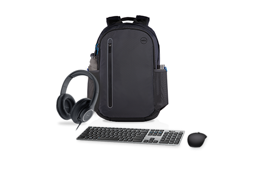 Save 20% off Dell Branded Accessories Sitewide
