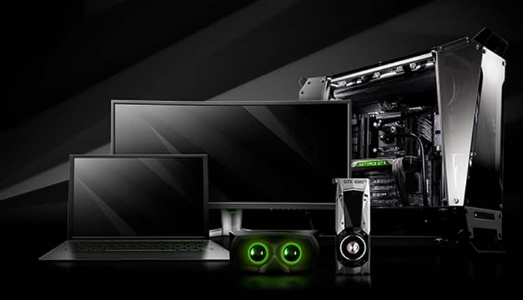 NVIDIA GeForce® RTX 2000 series