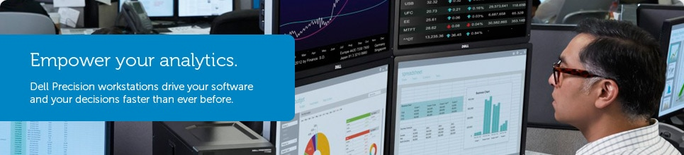 Dell Precision: Economics & Financial Services