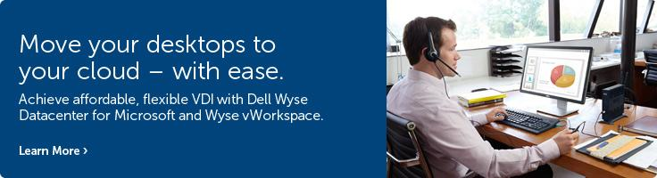 Dell Wyse Datacenter