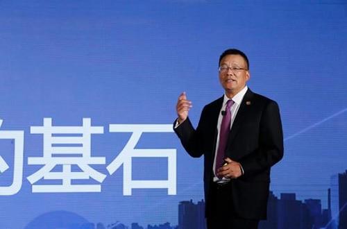 戴尔全球资深副总裁、大中华区总裁黄陈宏博士