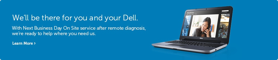 Dell Consumer Services and Support