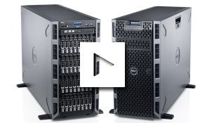 Serveurs tour PowerEdge