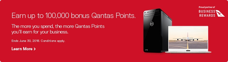Qantas Business Rewards | Dell Australia