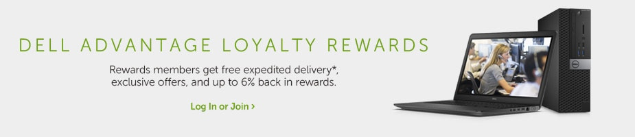 dell advantage loyalty rewards