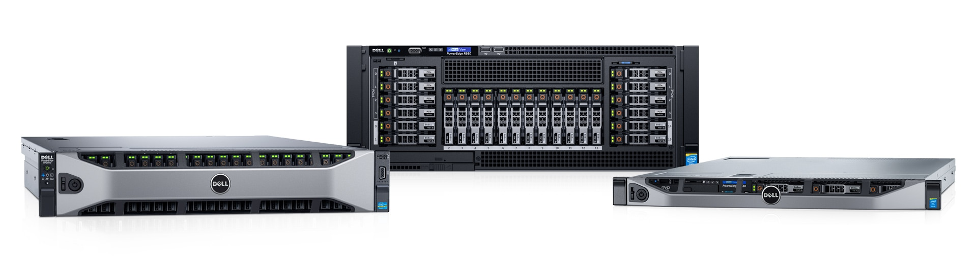 Dell PowerEdge Servers : Rack Servers | Dell UK
