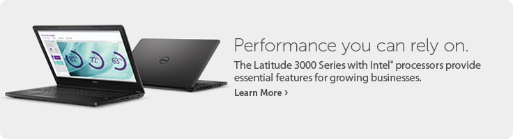 Latitude 3000 Series Laptop