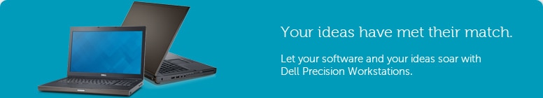 Dell Precision laptops & mobile workstations
