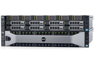 The PowerEdge family of rack servers — building the data center of the future