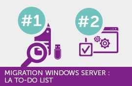 Windows Server – Migration Windows Server la TO-DO list