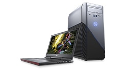 Dell gaming pc's