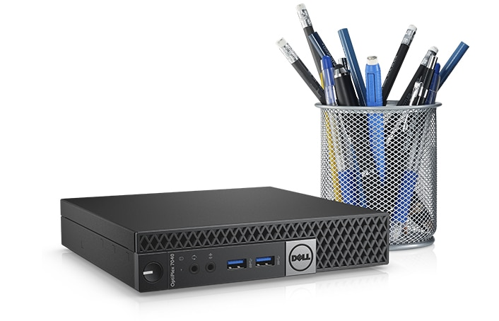 New OptiPlex 7040 Series Micro PC with Intel® Unite