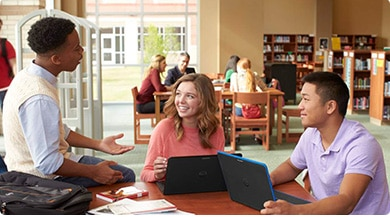 Drive student success with education solutions