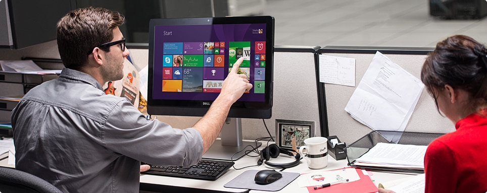 optiplex-9030-aio - World's Most Manageable vPro Enabled All-in-One Desktop