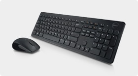 Dell Wireless Keyboard and Mouse-KM632