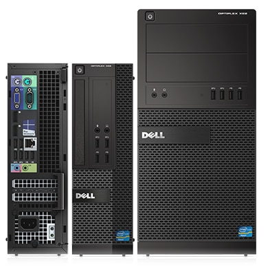 Optiplex XE2 - Versatile, durable design