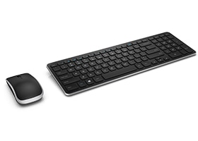 Dell Wireless Premium Keyboard and  Mouse Combo — KM714
