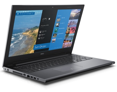 Inspiron 15 3000 Series—Affordable Laptop Available with