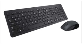 Dell KM632 Wireless Keyboard and Mouse