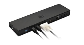 Dell D3000 SuperSpeed USB 3.0 Docking Station
