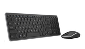 Precision M6800 Workstation - Dell KM714 Wireless Keyboard and Mouse Combo