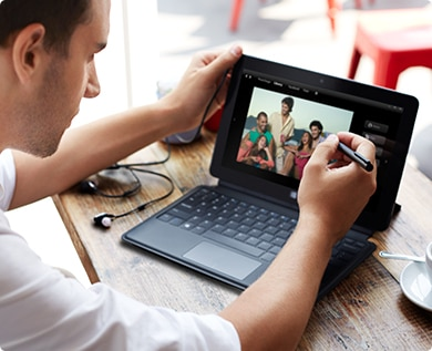 A tablet that works for you