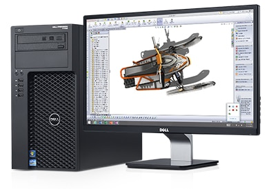 precision t1700 workstation - Powerful performance