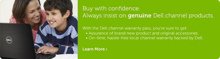 Authorized Dealers (Home & Home Office) | Dell Pakistan