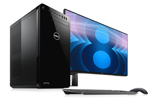 COMPUTADOR GAMER DELL XPS-8930-A6GM - Nova-torre-XPS-8930