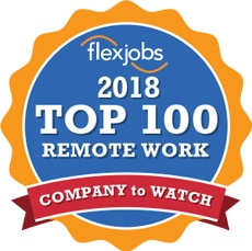 FlexJobs 2018 Remote Work Top 100 Companies